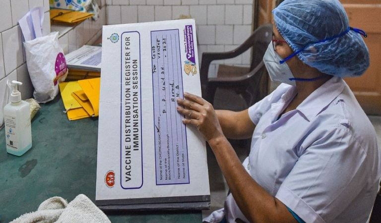 India's Vaccination Drive Kicks Off With Great Anticipation