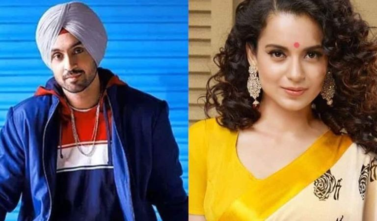 Kangana and Diljit in a Fresh Twitter War, When Will This End?