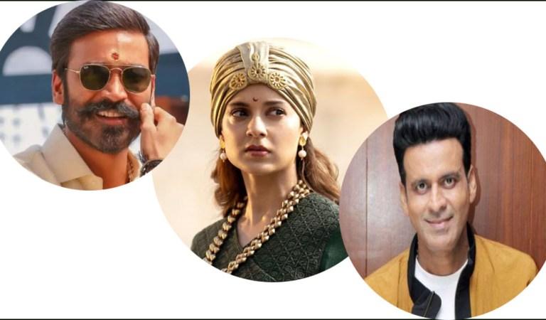 Kangana, Manoj Bajpayee & Dhanush walk away with top national awards