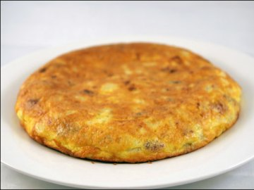 Potato Omlette