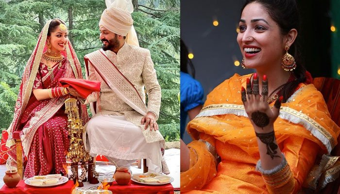 Yami Gautam Wedding