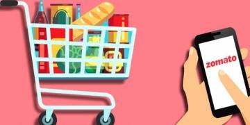 Zomato Grocery