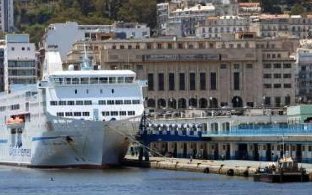 Maritime transport in Algeria