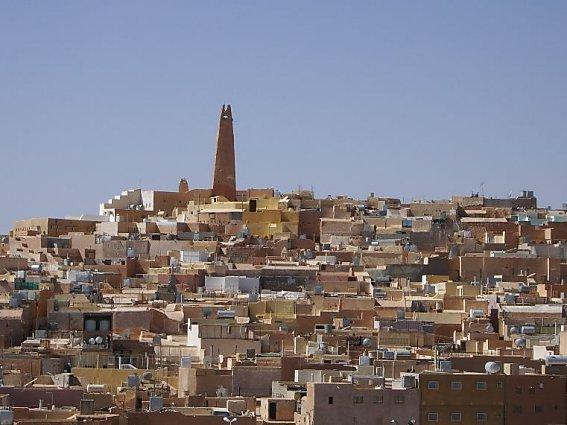 The Sustainable City of Ksar of Tafilelt of Beni-Isguen story