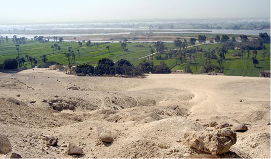Fast Going Encroachments on Egypt's State Lands