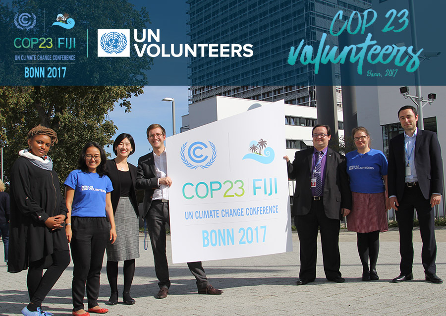 The long awaited COP23 Climate Change conference talks