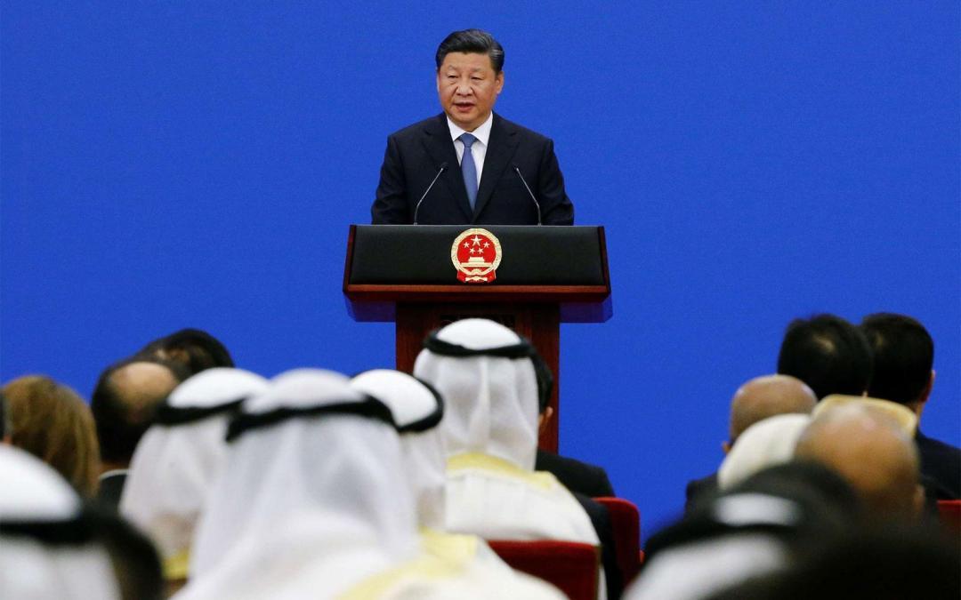 China – Arab States' Future-oriented strategic Partnership