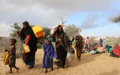 IMF staff commending Somalia to implement important reforms
