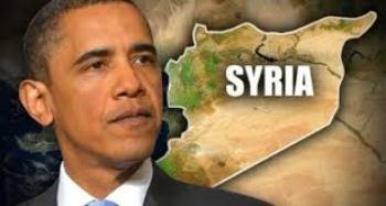 Obama - Syria