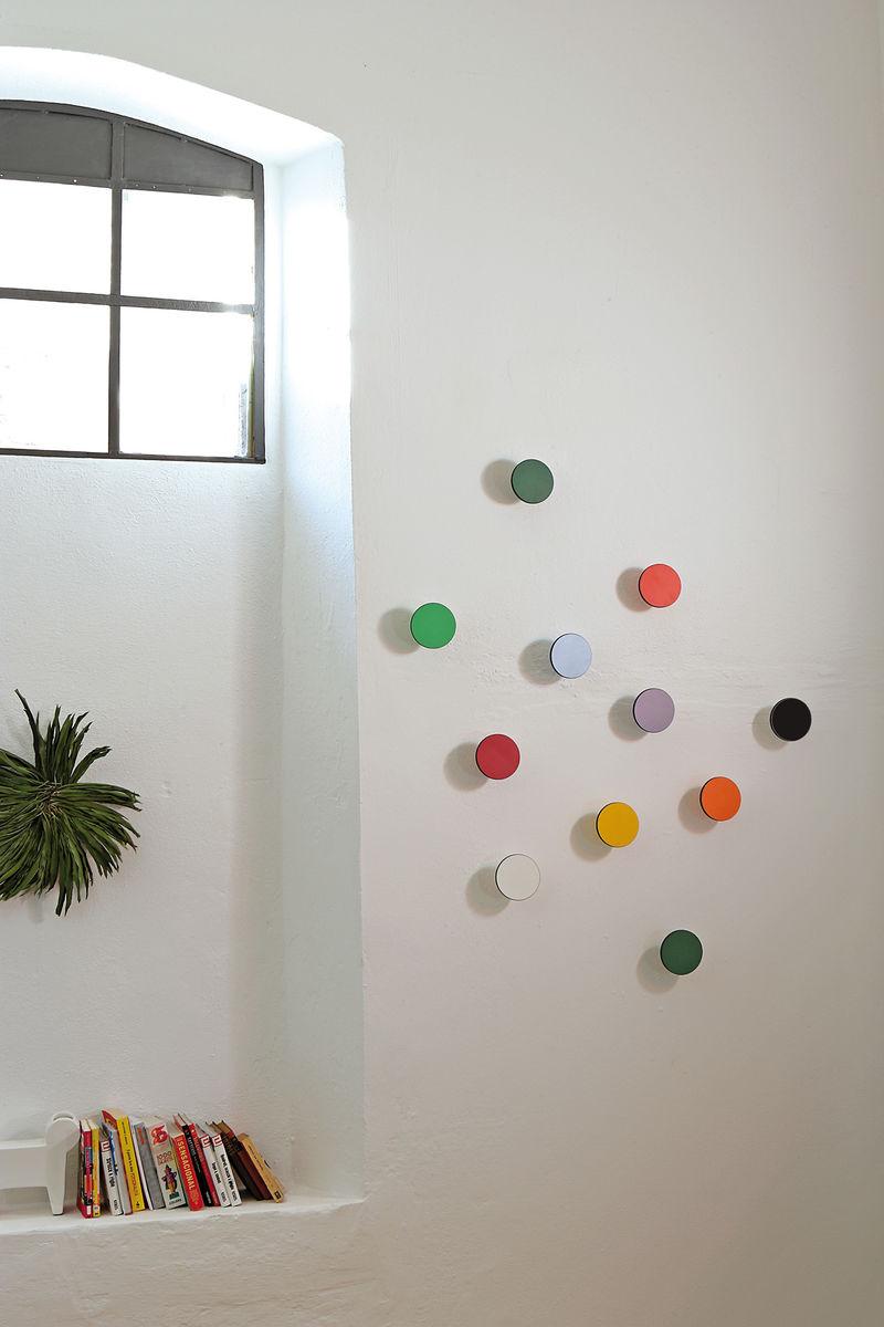 Creativando Appendiabiti singolo da muro Tinta Unita  Benvenuti nel nostro negozio online