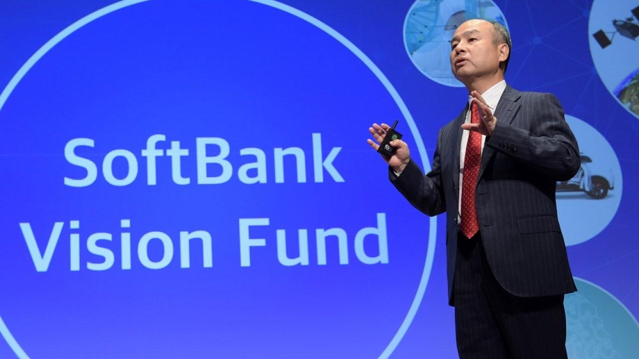 SoftBank Vision Fund 2
