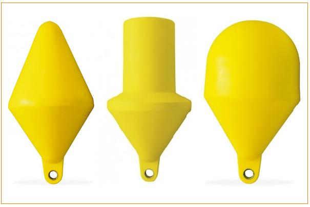 Signaltique des boues jaunes de mer