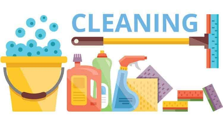 Mnage Total House Cleaning Services week after week biweekly