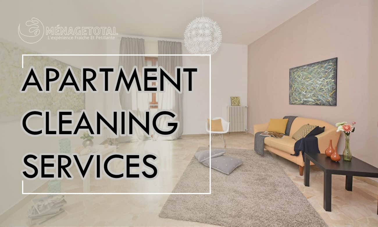 Apartment Cleaning Services Montreal  Menage Total