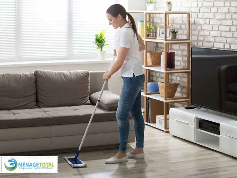 Apartment CleaningMenage Total Cleaning Services