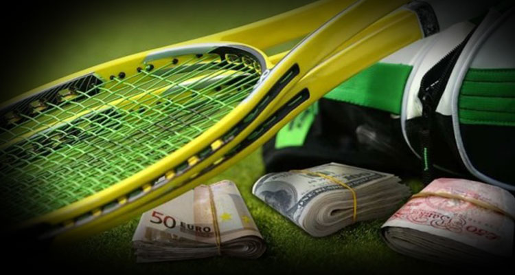 Cara Betting Tennis Online