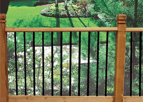 Deck Railing Ideas Menards