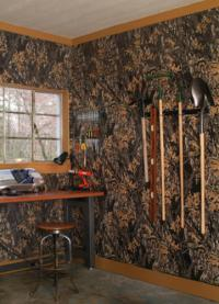 American Pacific 4' x 8' Mossy Oak Panel at Menards