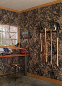 American Pacific 4' x 8' Mossy Oak Panel at Menards