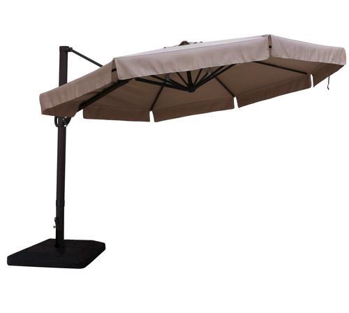 11 Offset Umbrella at Menards