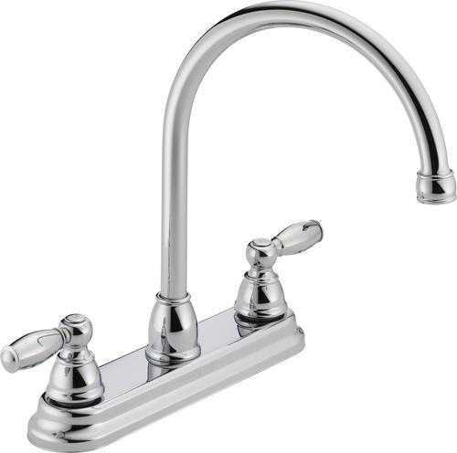 Peerless Apex Handle Kitchen Faucet Menards
