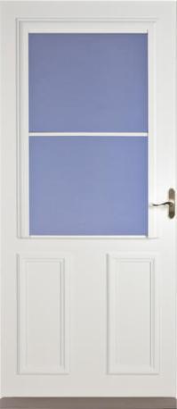 Larson Timberline Screen Away High-View Storm/Screen Door ...