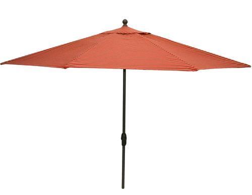 9 Champagne Matte Umbrella at Menards