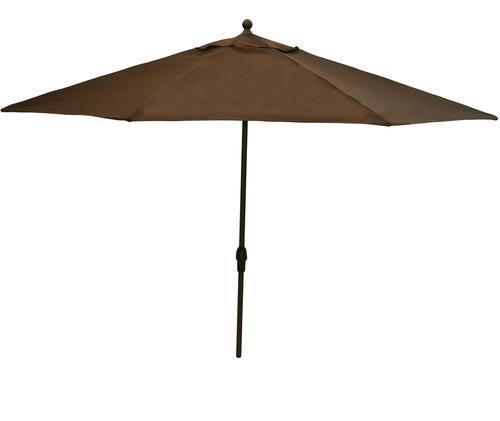 9' Anthracite Umbrella at Menards