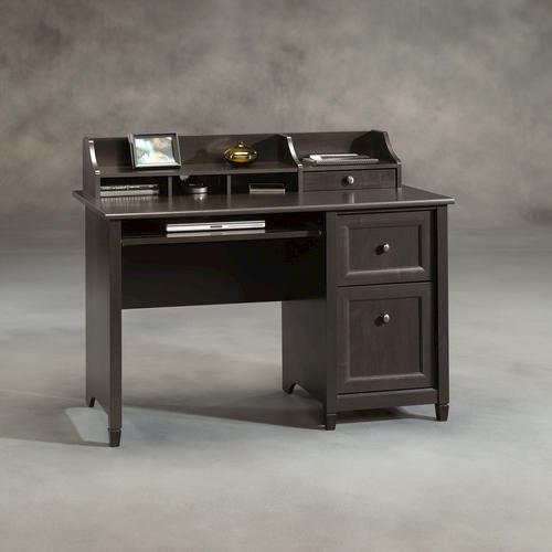 Sauder Edge Water Estate Black Computer Desk at Menards