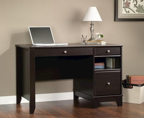 Sauder Camarin Jamocha Wood Computer Desk at Menards