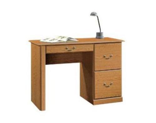 Sauder Orchard Hills 43 Carolina Oak Computer Desk at