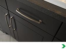 kitchen cabinet knobs step stools organization accessories at menards