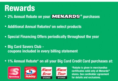 How To Track Menards Rebates