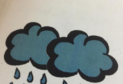إبداع  –  بللني المطر