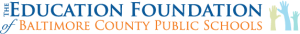 Education Foundation of Baltimore County Public Schools logo.