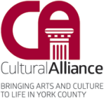 Cultural Alliance of York County logo.