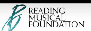 Reading Musical Foundation logo.