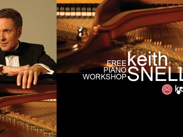 2019 Keith Snell Piano Workshop