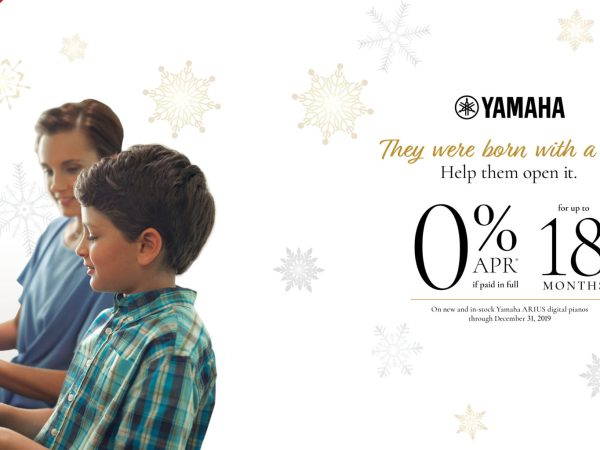 Yamaha Piano Red Envelope Savings Are Here