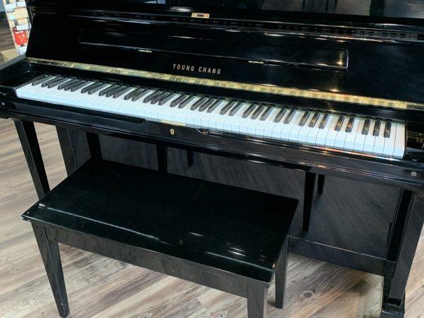 """Young Chang U-121PE 48"""" Upright Piano"""