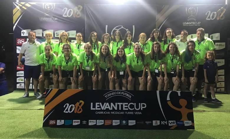 Photo of El Atco Menciano Femenino arranca la Levante Cup