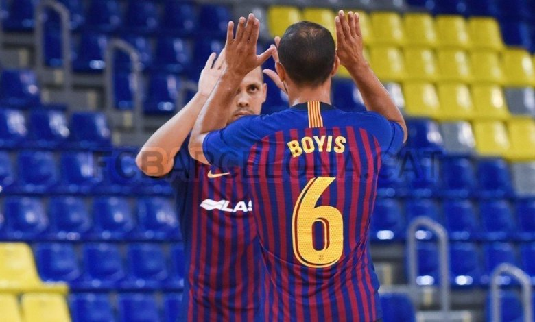 Photo of 📹Mencisport TV| Primer gol de Boyis con el FC Barcelona