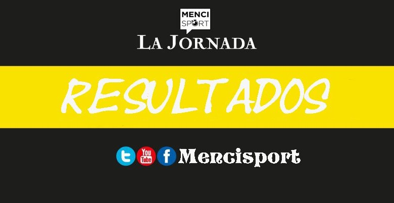 Photo of Resultados deporte menciano 26 & 27 de enero 2019