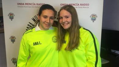 Photo of Mencisport TV | Entrevista con Aitana Barba y Ana Luna (CD Menciana Cadete Femenino)