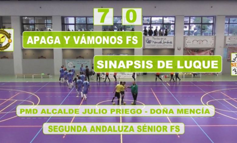 Photo of Mencisport TV | CD Apaga y Vámonos 7-0 Sinapsis de Luque