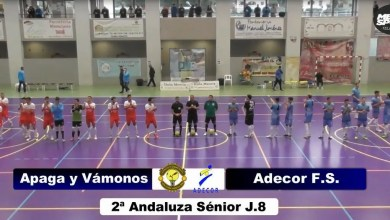 Photo of Mencisport TV | CD Apaga y Vámonos FS 5-3 Adecor FS | 2ª Andaluza Sénior FS Jor.8
