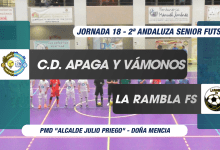 Photo of Mencisport TV | Resumen Apaga y Vámonos 5-0 La Rambla FS (Jornada 18 | 2ª Andaluza Senior Futsal)