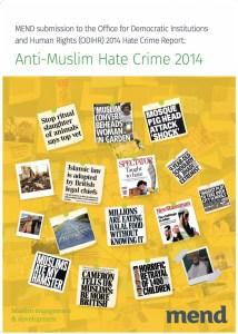 Anti-Muslim Hate Crime 2014