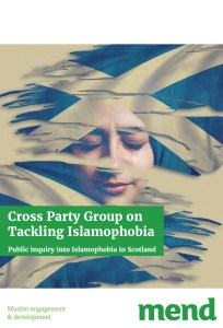 Cross Party Group on Tackling Islamophobia in Scotland