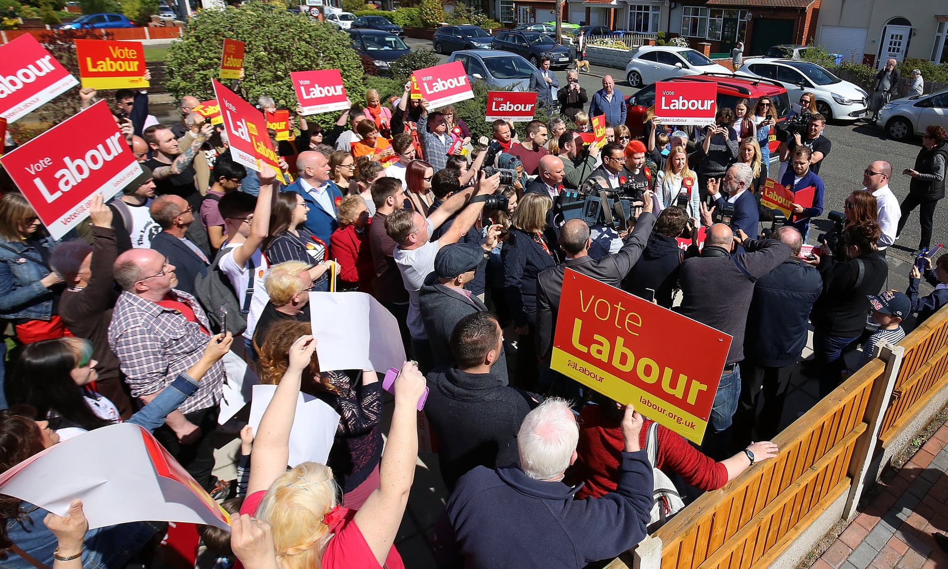 Leaked Labour Party Report Reveals Islamophobia and Inaction Within the Party